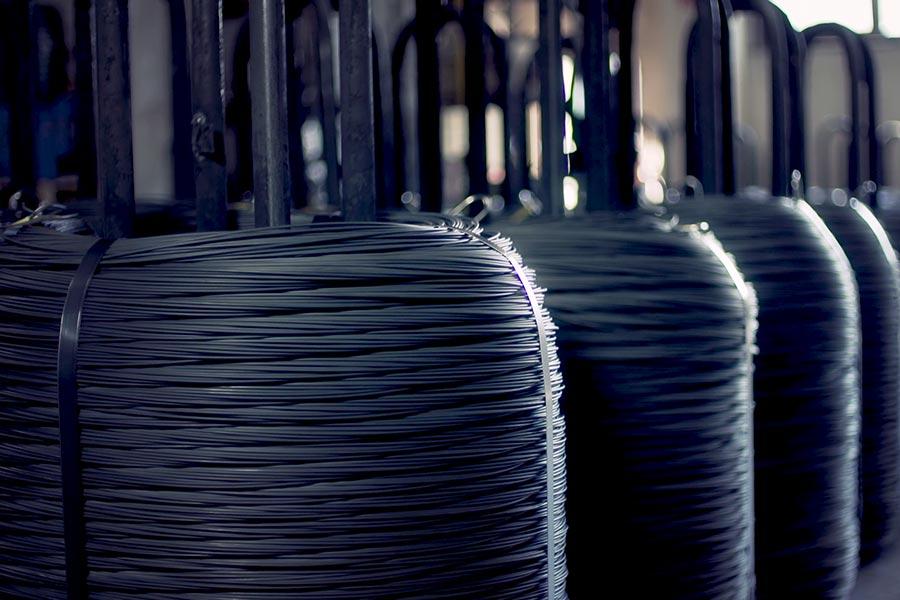 La lavorazione e la produzione dei nostri fili di qualità