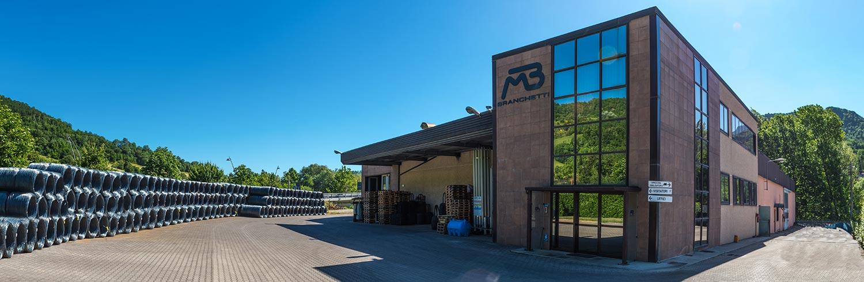 Metallurgica Branchetti Srl Bagno di Romagna – FC – 47021 – IT