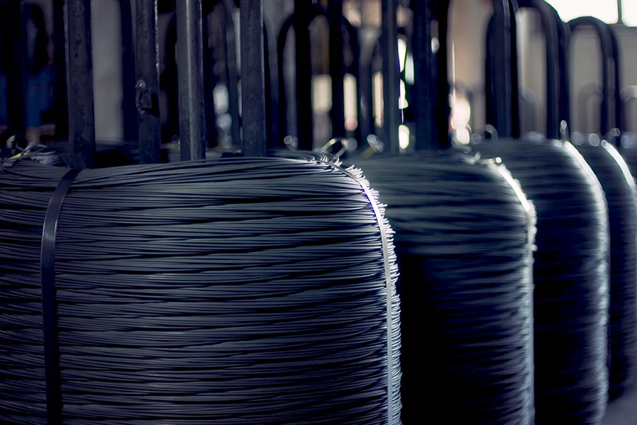 Processing and production of our high quality wires